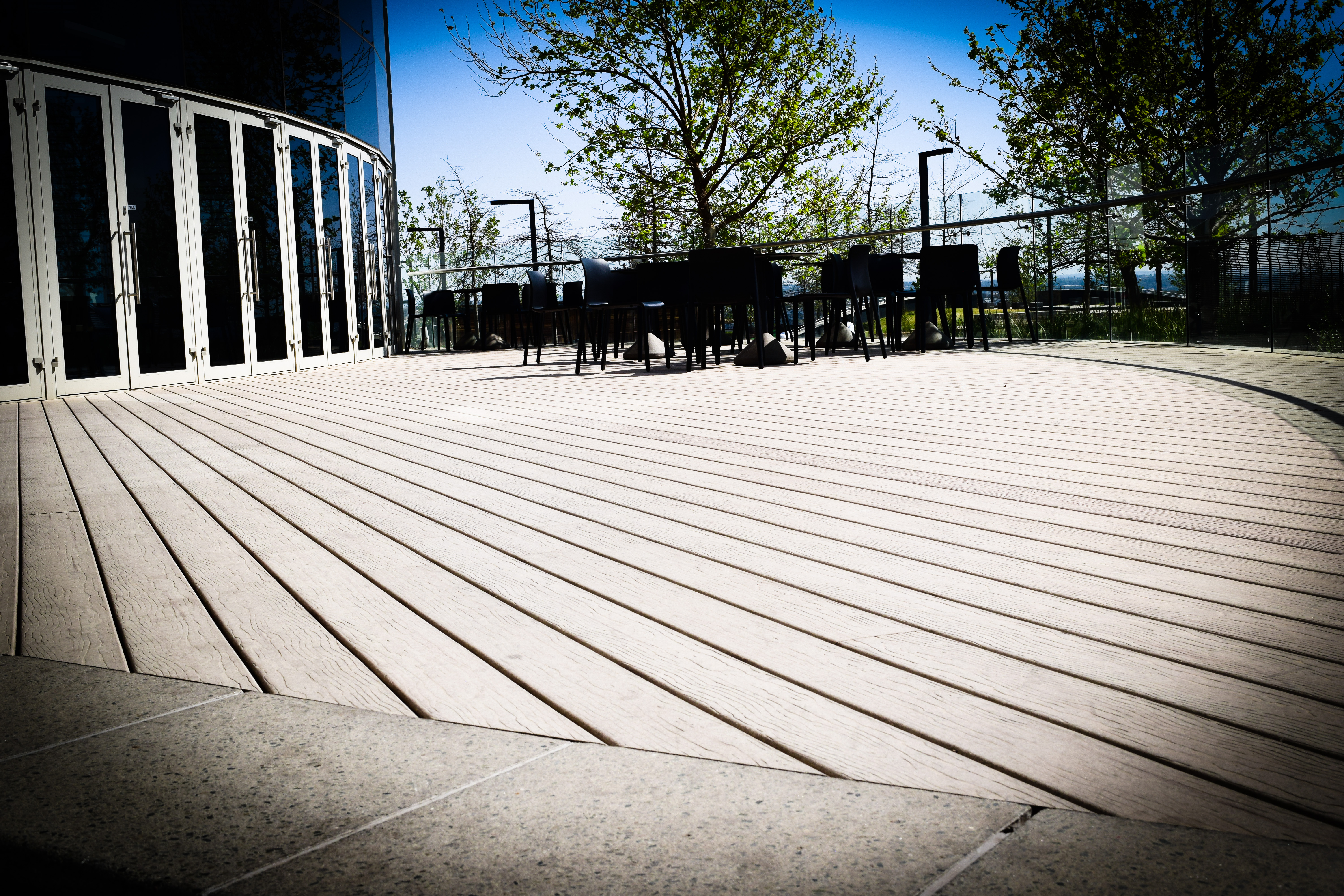 Timber & Composite Decking